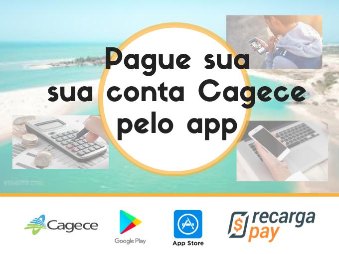 Pague sua conta Cagece pelo app