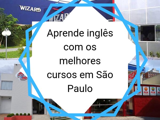 Aprende inglês com os melhores cursos em São Paulo