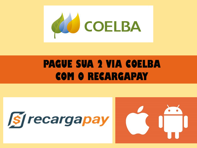 Pagar Coelba com RcargaPay