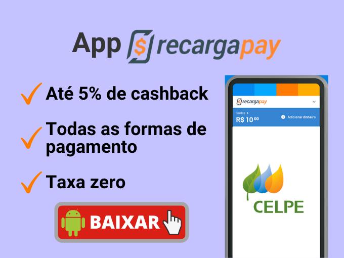 Baixar o app RecargaPay com taxa zero