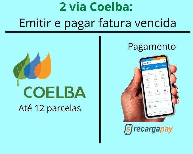 Coelba 2 via cpf