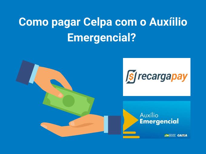 Como pagar Celpa com o Auxíilio Emergencial?