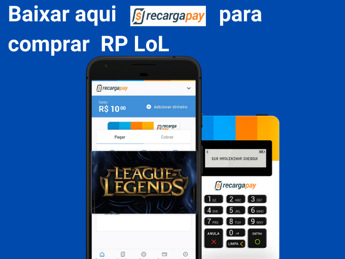 Clique para baixar RecargaPay