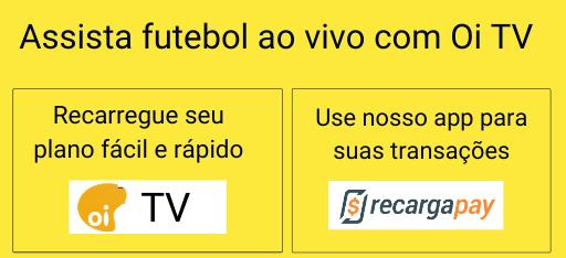 Assista futebol ao vivo com Oi TV