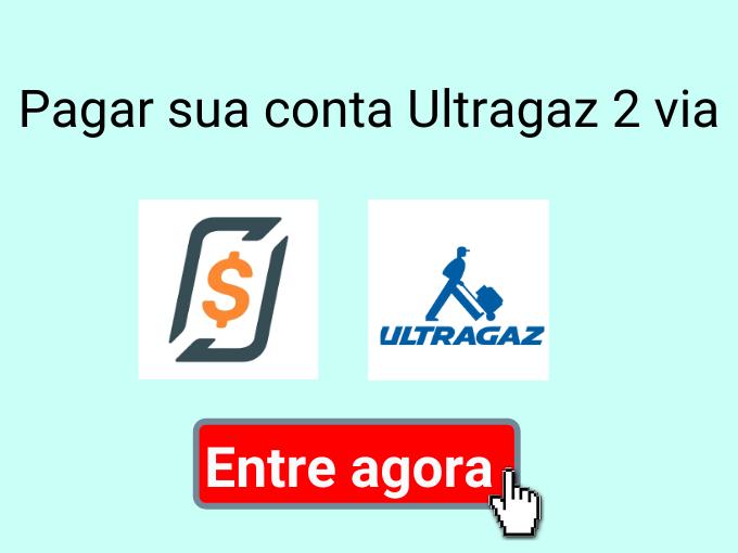 Pagar sua conta Ultragaz 2 via