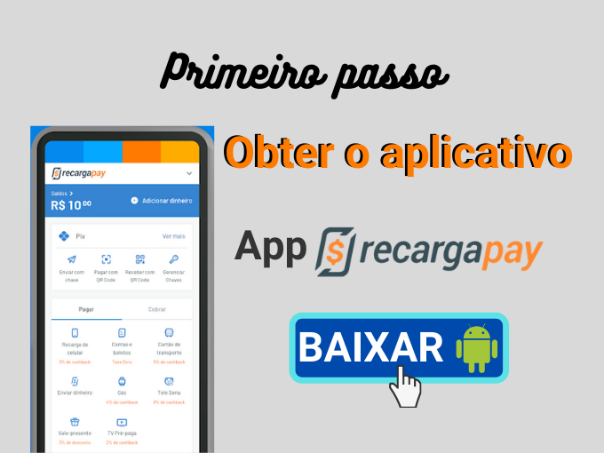 Obter o aplicativo